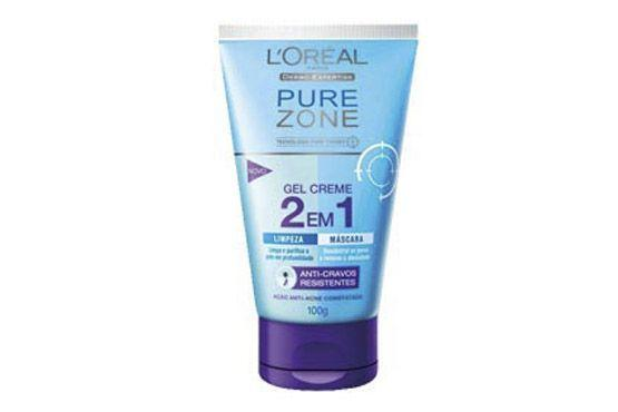 Pure Zone Gel Creme 2 em 1 Anti-Cravos