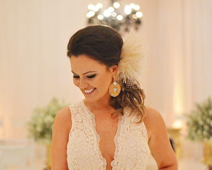 """Foto: Reprodução / <a href=""""http://www.cademeublush.com/look-dia-casamento/"""" target=""""_blank"""">Cadê Meu Blush?</a>"""