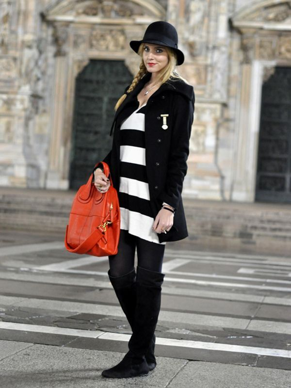"Reprodução / <a href=""http://www.theblondesalad.com/2010/11/duomo-by-night-with-my-new-givenchy.html"" target=""_blank"">The Blonde Salad</a>"