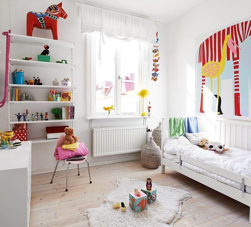 Quarto Infantil duplo   Dicas decoração quarto pequeno