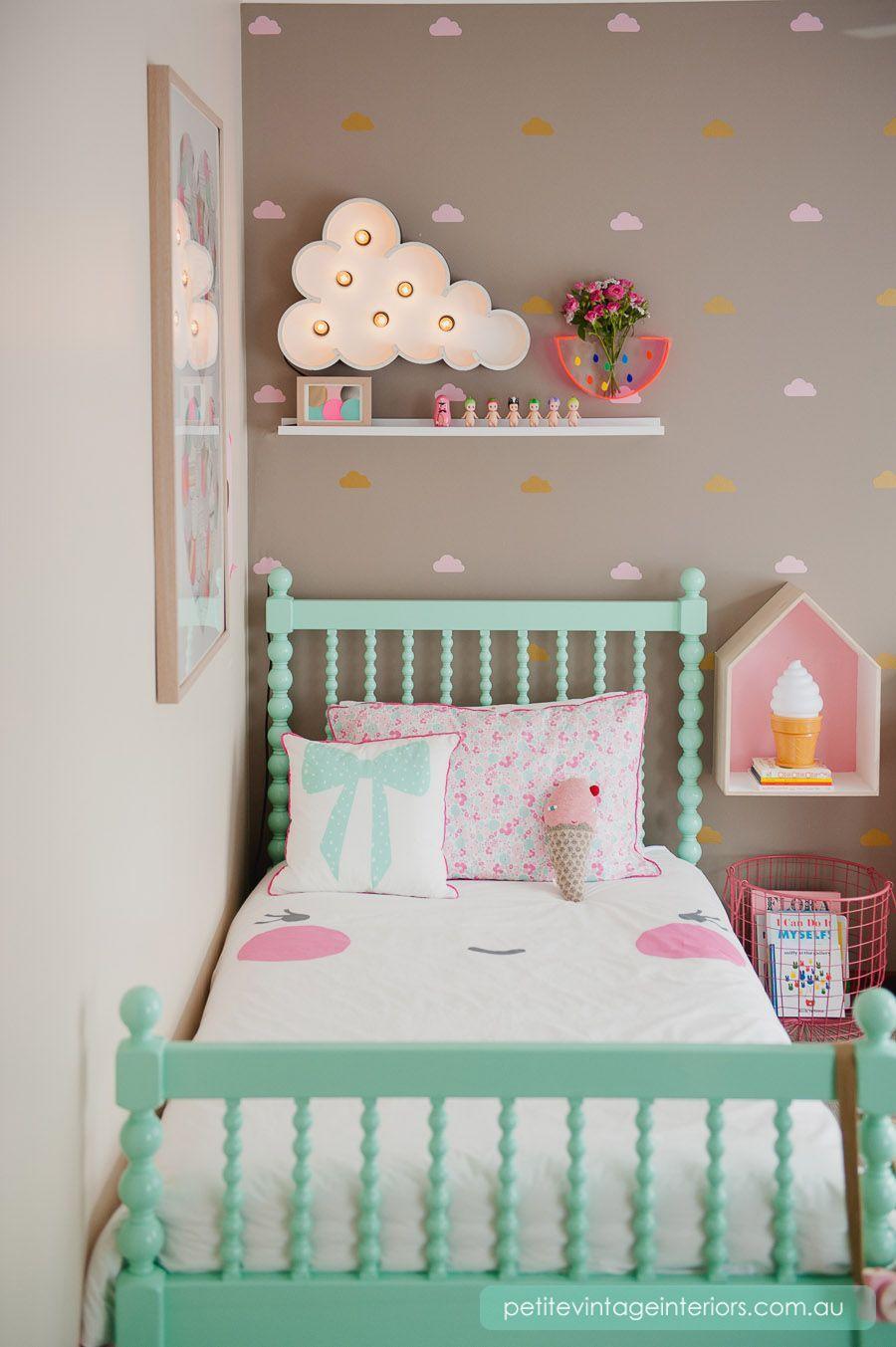 Baby Blue Bedroom Girl: Decoração Para Quarto Infantil: Ideias Fofas E Divertidas
