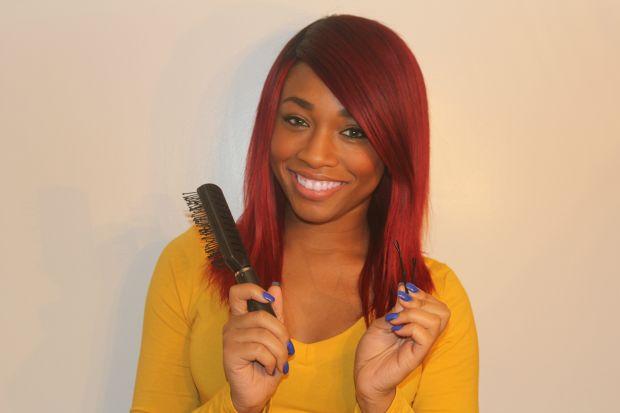 "Foto: Reprodução / <a href=""http://www.xovain.com/hair/how-to-dry-wrap-hair-at-night"" target=""_blank"">XO Vain</a>"