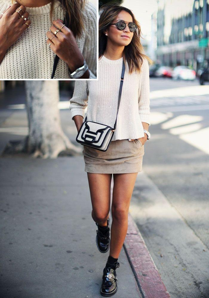 "Foto: Reprodução / <a href=""http://sincerelyjules.com/2015/05/pierre-hardy-crossbody.html"" target=""_blank"">Sincerely Jules</a>"
