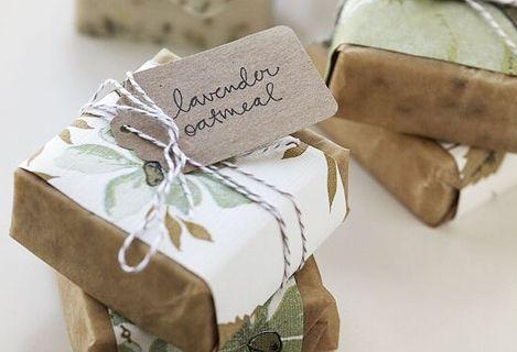 """Sabão artesanal Foto: Reprodução / <a href=""""http://casamento-noiva.com.br/nova-tendencia-de-decoracao-para-casamento-eco-wedding/"""" target=""""_blank"""">Casar Casar</a>"""