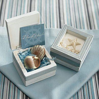 Box tema Beach Foto: Uppspelning / Wedding Shop