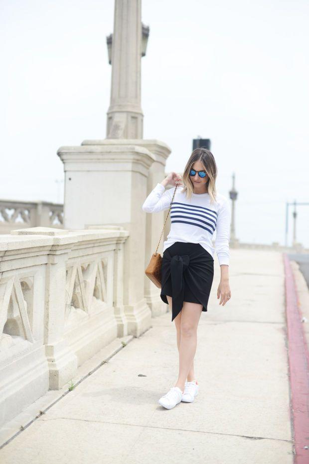 """Foto: Reprodução / <a href=""""http://cupcakesandcashmere.com/fashion/walk-along-the-bridge"""" target=""""_blank"""">Cupcakes and Cashmere</a>"""