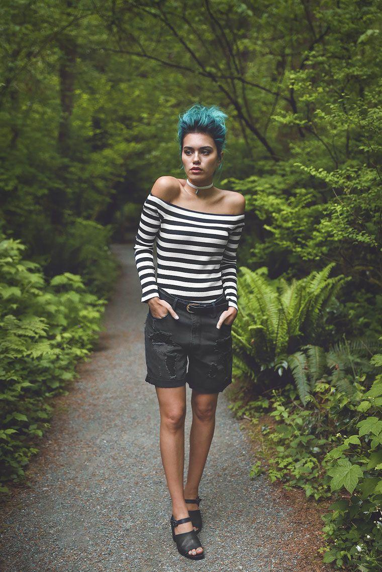 "Foto: Reprodução / <a href=""http://www.xandervintage.com/2015/05/no-more-short-shorts/"" target=""_blank"">Xander Vintage</a>"