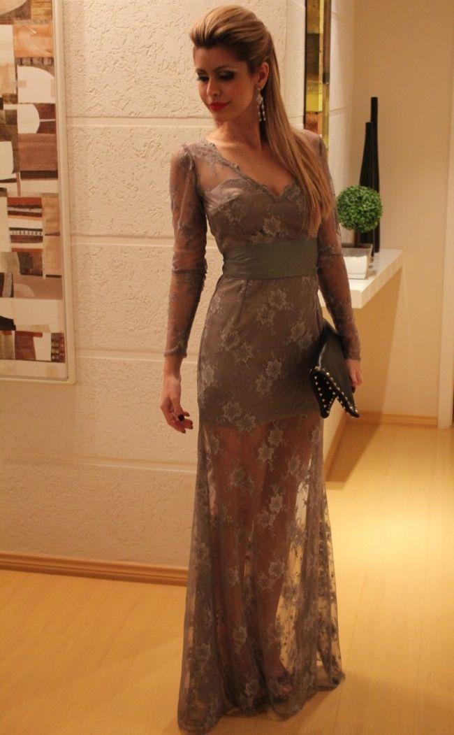 """Foto: Reprodução / <a href=""""http://www.caroltognon.com.br/2012/08/look-casamento/"""" target=""""_blank"""">Carol Tognon</a>"""