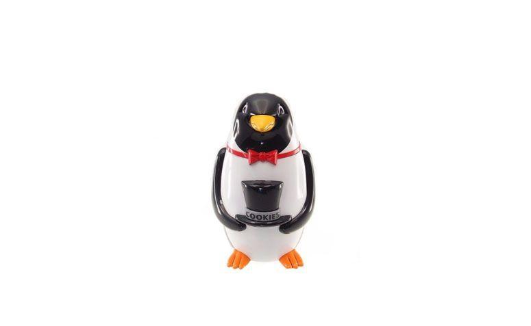 """Baleiro Pinguim Cantante por R$239,00 na <a href=""""https://www.popdecor.com.br/baleiro-pinguim-cantante.html"""" target=""""blank_"""">Pop Decor</a>"""