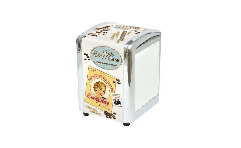 "Porta guardanapo vintage por R$71,90 na <a href=""http://www.mariapresenteira.com.br/porta-guardanapo-vintage-home-coffeeali73002uc/p"" target=""blank_"">Maria Presenteira</a>"