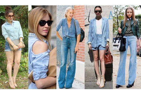 1 Os jeans da temporada