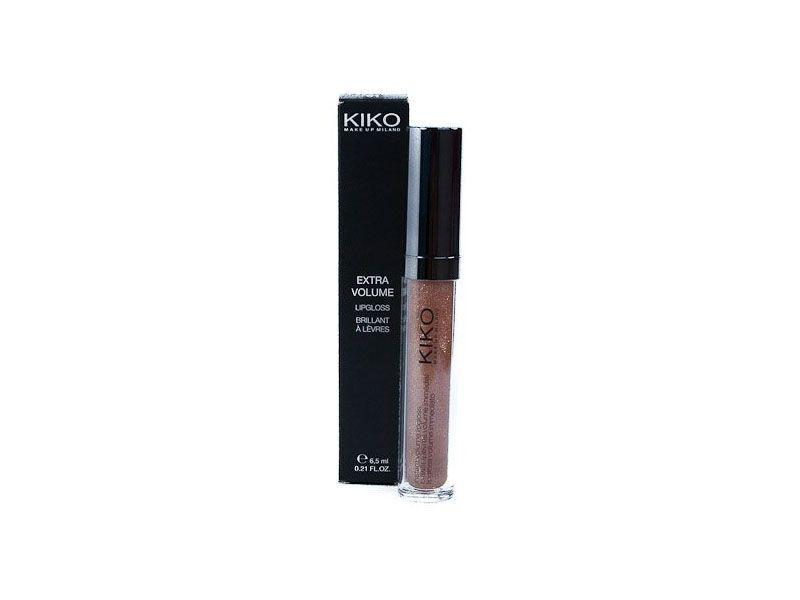 """Brilho labial extra volume Kiko por R$29,90 na <a href=""""http://www.cosmopolitanbazar.com/lipgloss-brilho-labial-volume-extra-188.html"""" target=""""blank_"""">Cosmopolitan Bazar</a>"""