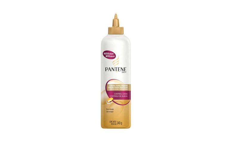 "Leave-in Pantene por R$14,99 na <a href=""http://www.lojasrede.com.br/produto/Creme-Para-Pentear-Pantene-Controle-De-Queda-250ml-126907"" target=""blank_"">Lojas Rede</a>"