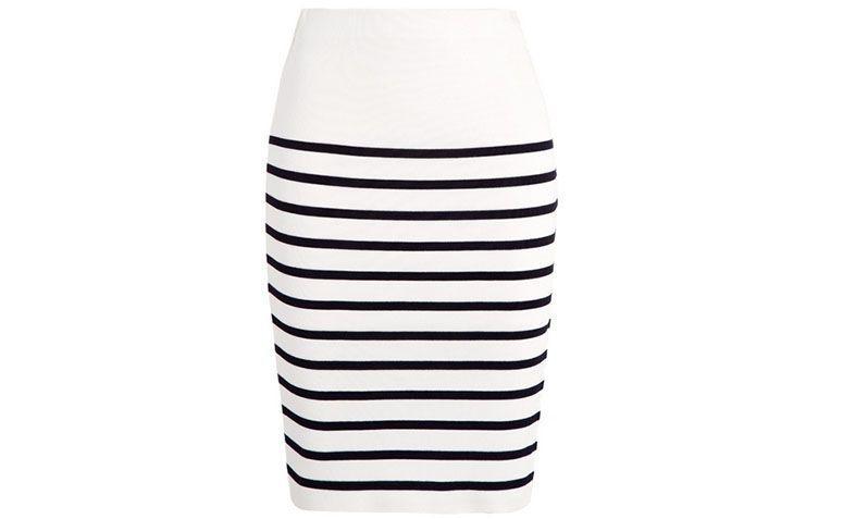 RによるスカートストライプミディANIMALE Shop2getherで$ 468
