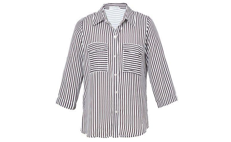 قميص مقلم السوق 33 169 $ في OQVestir