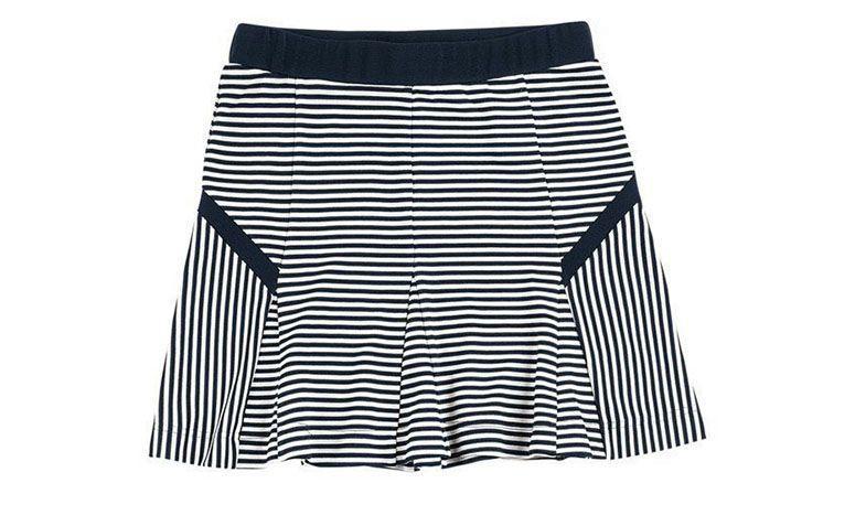ヘリングで$ 89.99のためにストライプのスカート