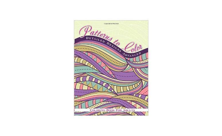 "Patterns To Color Detailed Designs Advanced por US$4,87 na <a href=""http://www.amazon.com/Patterns-Detailed-Advanced-Coloring-Beautiful/dp/1502849135"" target=""_blank"">Amazon</a>"