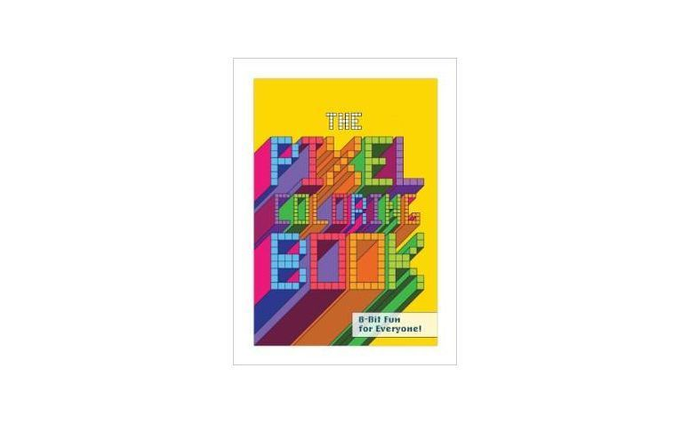 "The Pixel Coloring Book por US$9 na <a href=""http://www.amazon.com/The-Pixel-Coloring-Book-Knock/dp/160106490X"" target=""_blank"">Amazon</a>"