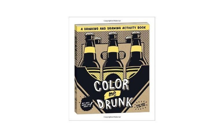 Color me Drunk für $ 8.66 auf Amazon