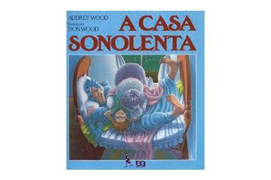 """<p>A casa sonolenta, de Audrey Wood por R$32,50 na <a href=""""http://www.livrariasaraiva.com.br/produto/310478/a-casa-sonolenta-col-abracadabra """" target=""""_blank""""> Saraiva</a></p>"""