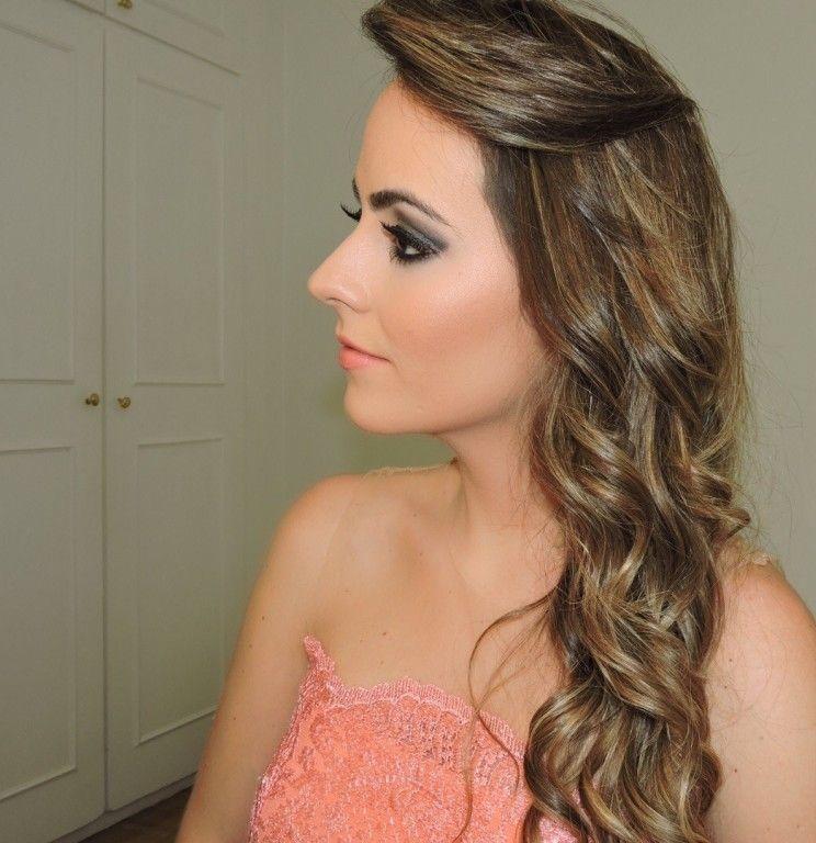 """Foto: Reprodução / <a href=""""http://elasporelasblog.com/2015/09/13/maquiagem-dama-de-honra-da-amiga/"""" target=""""_blank"""">Elas Por Elas</a>"""