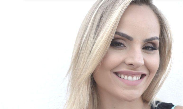 """Foto: Reprodução / <a href=""""http://laylamonteiro.com/make-leve-por-diego-ferreira/"""" target=""""blank_"""">Layla Monteiro</a>"""