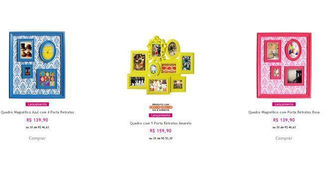 """<a href=""""http://www.osegredodovitorio.com/"""" target=""""_blank"""">O Segredo do Vitorio</a>: Com foco em produtos divertidos, a loja tem uma enorme variedade de objetos decorativos e presentes. O frete pode ser feito por PAC ou Sedex."""