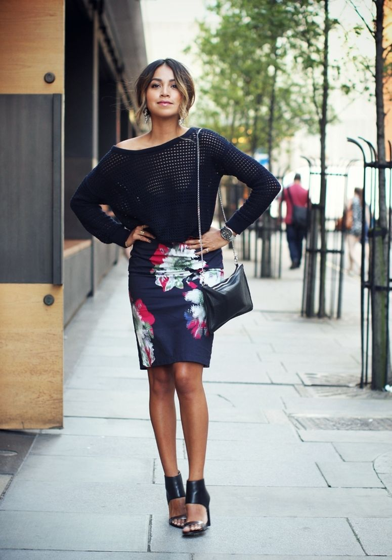 "Foto: Reprodução / <a href=""http://sincerelyjules.com/2014/08/french-connection-fall-collection.html"" target=""_blank"">Sincerely, Jules</a>"