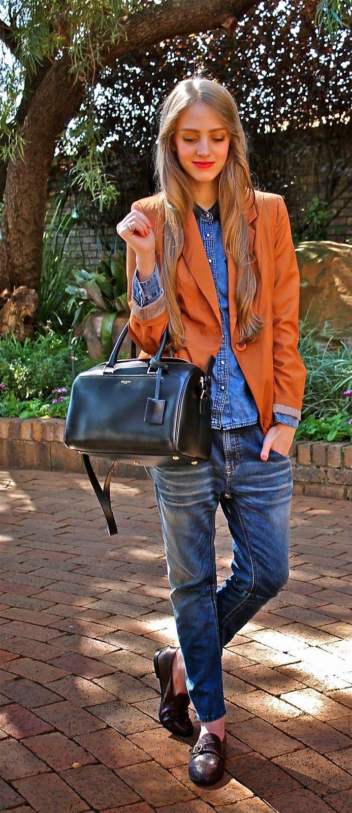 "Foto: Reprodução / <a href=""http://fashionable-passion.blogspot.com.br/2014/06/boyish-browns.html"" target=""_blank"">Fashionable Passion</a>"