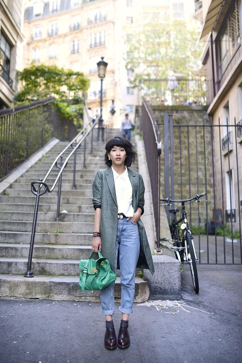 "Foto: Reprodução / <a href=""http://ledressingdeleeloo.blogspot.com.br/2014/05/boyish.html "" target=""_blank"">Le Dressing De Leeloo</a>"
