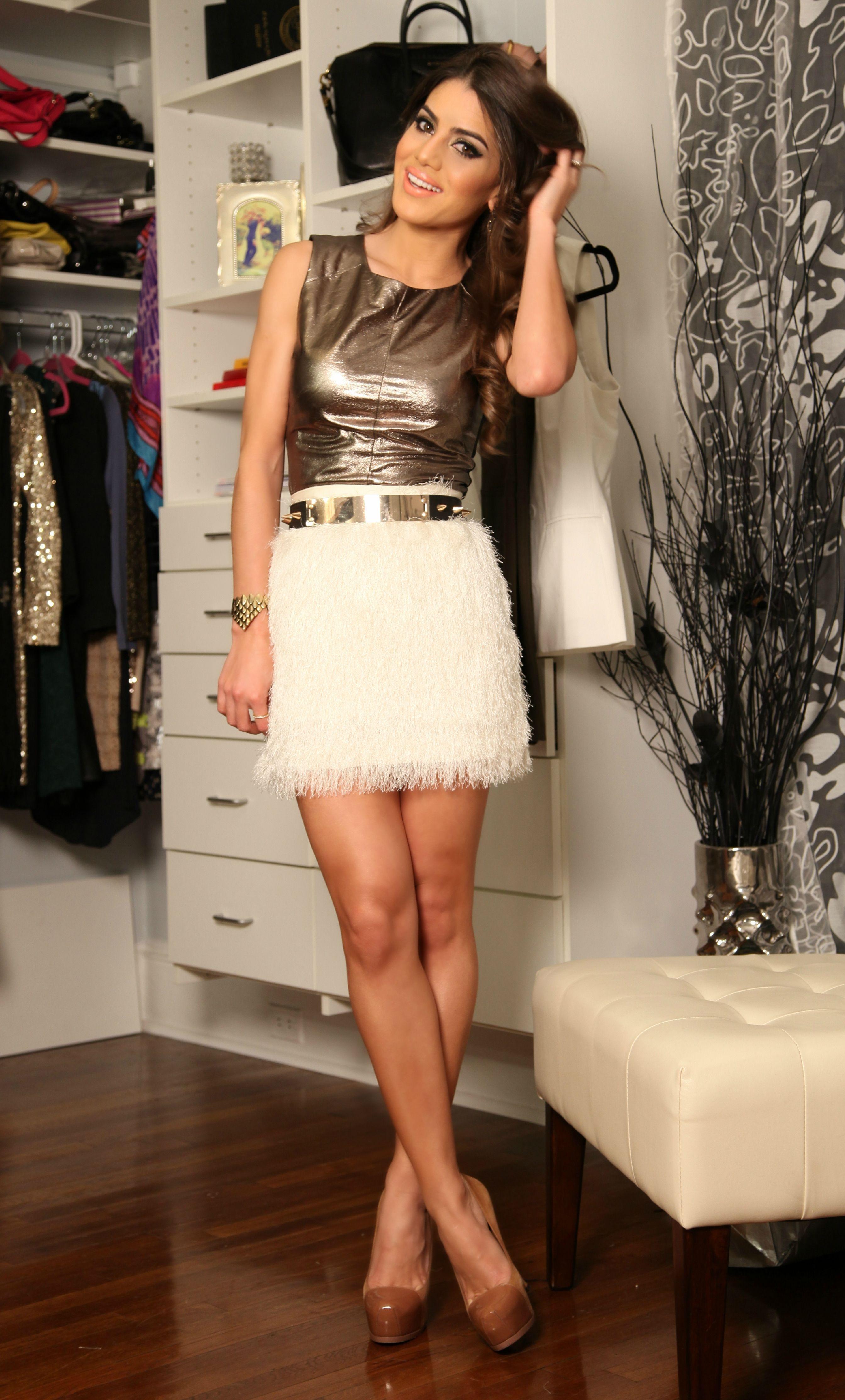 """Foto: Reprodução / <a href=""""http://camilacoelho.com/2013/01/03/look-do-dia-reveillon/"""" target=""""_blank"""">Camila Coelho</a>"""