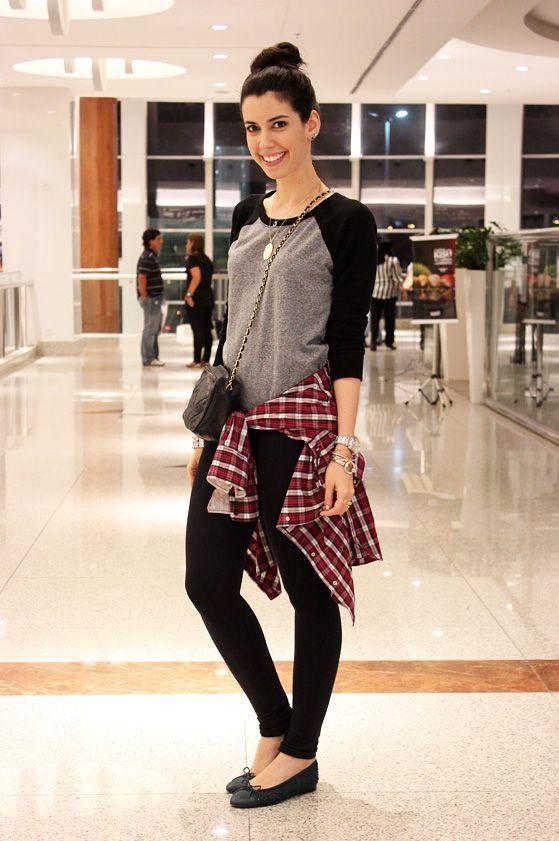 """Foto: Reprodução / <a href=""""http://www.garotasestupidas.com/look-do-dia-no-shopping/"""" target=""""_blank"""">Garotas Estúpidas</a>"""
