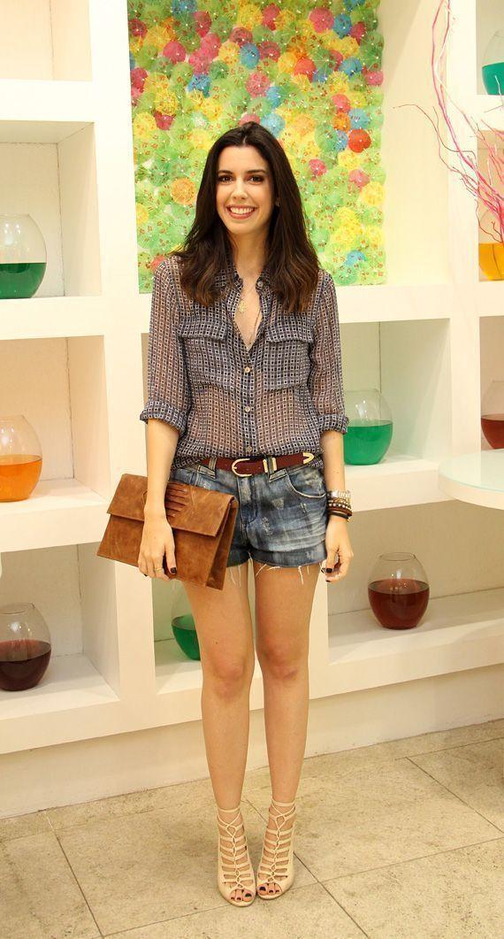 """Foto: Reprodução / <a href=""""http://www.garotasestupidas.com/look-do-dia-jeans-e-brecho/"""" target=""""_blank"""">Garotas Estúpidas</a>"""