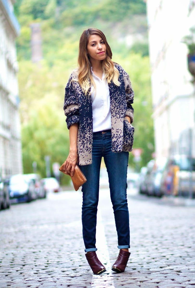 "Foto: Reprodução / <a href=""http://www.fadelamecheri.com/2013/10/my-autumn-outfit.html"" target=""_blank"">Fadela Mecheri</a>"