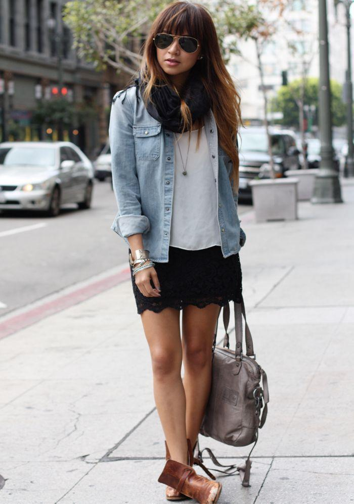 "Foto: Reprodução / <a href=""http://sincerelyjules.com/2012/02/made-for-walkin.html"" target=""_blank"">Sincerely Jules</a>"