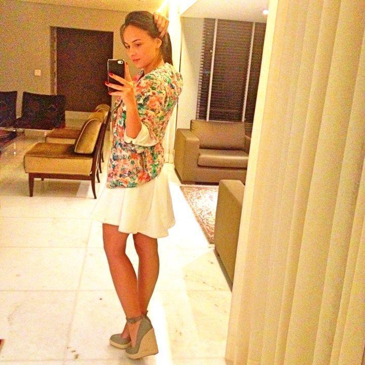 """Foto: Reprodução / <a href="""" http://www.blogdalivia.com.br/br/instagram-looks/"""" target=""""_blank"""">Blog da Livia</a>"""