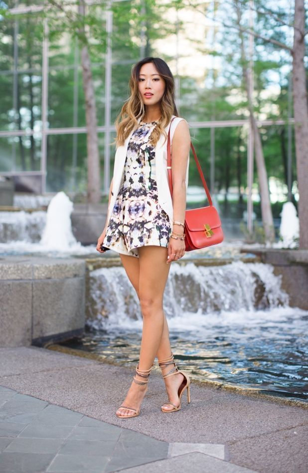 "Foto: Reprodução / <a href=""http://www.songofstyle.com/2014/05/kaleidoscope-action-dallas-texas.html"" target=""_blank"">Song of Style</a>"
