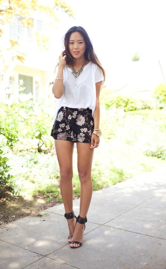 "Foto: Reprodução / <a href=""http://www.songofstyle.com/2012/06/ultimate-summer-outfit.html"" target=""_blank"">Song of Style</a>"