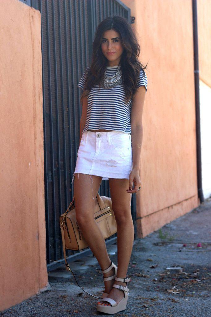 "Foto: Reprodução / <a href=""http://sazan.me/blog/2014/06/24/the-perfect-summer-outfit/"" target=""_blank"">Sazan</a>"
