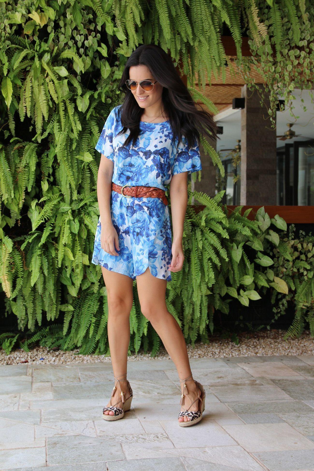 "Foto: Reprodução / <a href=""http://www.blogdamariah.com.br/index.php/2015/12/look-do-dia-summer-look/"" target=""_blank"">Blog da Mariah</a>"
