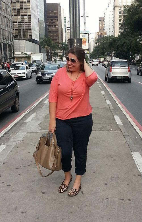 """Foto: Reprodução / <a href=""""http://blogshopaholic.com.br/look-do-dia-slipper-de-oncinha/"""" target=""""_blank"""">Shopaholic</a>"""