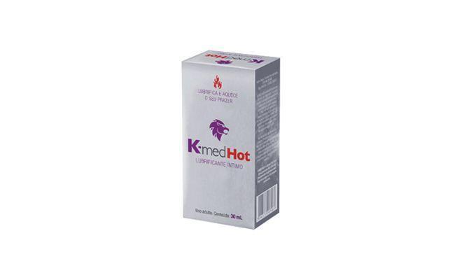 Glidemiddel K-med varmt for R $ 4,00 i øvelsene