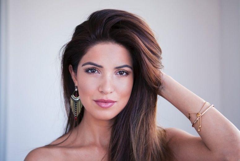 """Foto: Reprodução / <a href=""""http://neginmirsalehi.com/beauty/bronze-goddess-make-up-in-summer"""" target=""""_blank"""">Negin Mirsalehi</a>"""