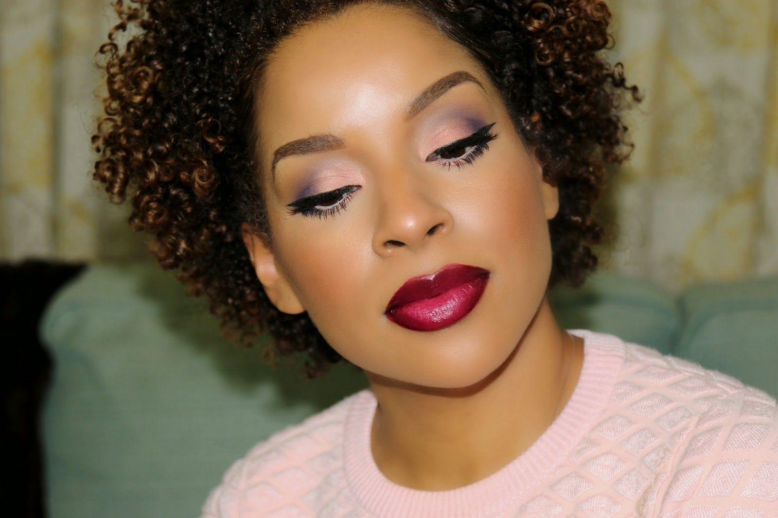 """Foto: Reprodução / <a href=""""http://www.beautybylee.com/2015/02/beautybylees-romantic-valentines-may.html"""" target=""""_blank""""> Beauty by Lee</a>"""