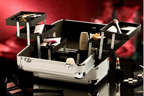 maneiras diferentes organizar itens maquiagem13 Maneiras diferentes para organizar os itens de maquiagem