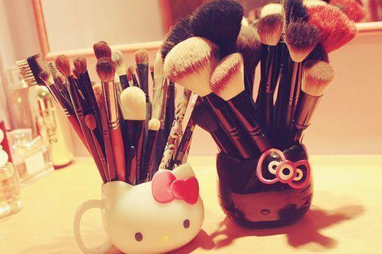 maneiras diferentes organizar itens maquiagem2 Maneiras diferentes para organizar os itens de maquiagem
