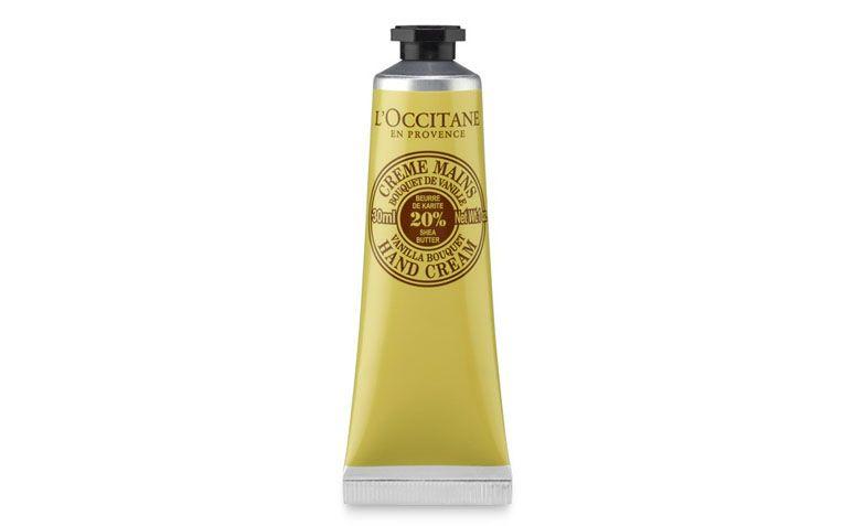 Crème pour les mains L'Occitane Shea à la vanille par R 39 $ sur L'Occitane