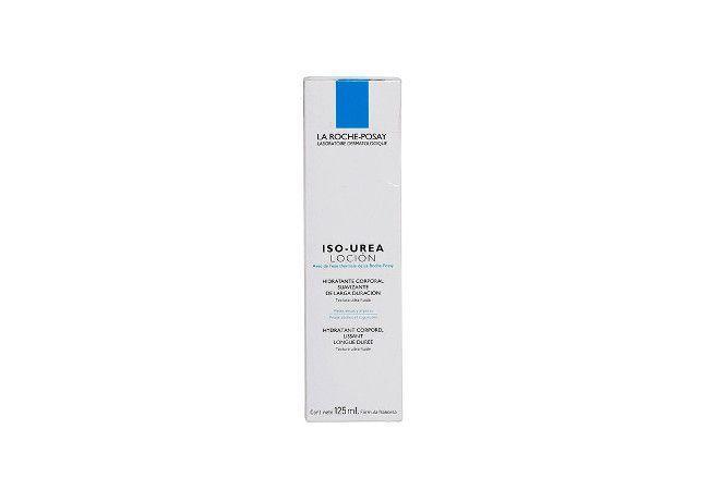 "Iso-Urea Loção por R$ 59,90 na <a href=""http://loja.laroche-posay.com.br/iso-urea-locao-textura-ultra-fluida-hidrata-pele-seca/p"" target=""blank_"">La Roche-Posay</a>"