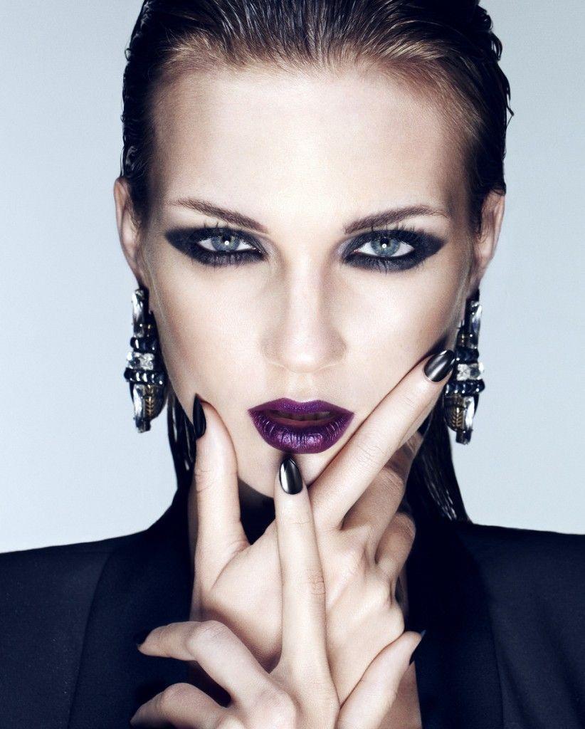 Maquiagem De Bruxa Passo A Passo Fu00e1cil Para Festa U00e0 Fantasia - Dicas De Mulher