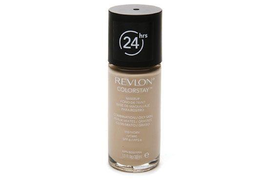 Revlon Base Liquida Colorstay Pele Mista a Oleosa FPS 6 30ml por R$62,90 na Kutiz